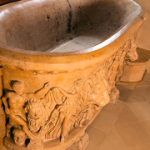 Ancient Roman Tub