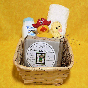 Gift Basket #8: Blessed Pickney