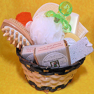 Gift Basket #7: Pride of Portie Luxury Basket