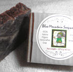Blue Mountain Mocha natural soap