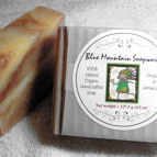 Reach Falls Spicy Citrus Cedar Sage Bar Soap