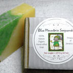Cucumber Melon with Aloe Half-Size Guest Soap
