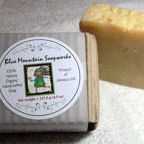 Long Bay Lemongrass Half-Size Guest Soap