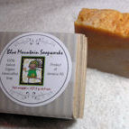 Moonlight Madness Mango with Aloe Half-Size Guest Soap