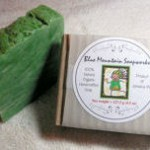 Minty Pick-Me-Up Jamaican Shea Butter Soap