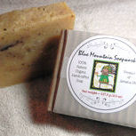 Blue Lagoon Orange Hibiscus Bar Soap