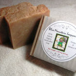 Zuzifruit with Goat Milk Half-Size Guest Soap