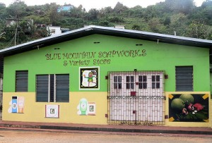 Blue Mountain Soapworks, Long Bay, Jamaica