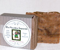 Flat Grass Pomegranate Bar Soap