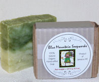 Whole Heap a Tea Tree Half-Size Guest Soap